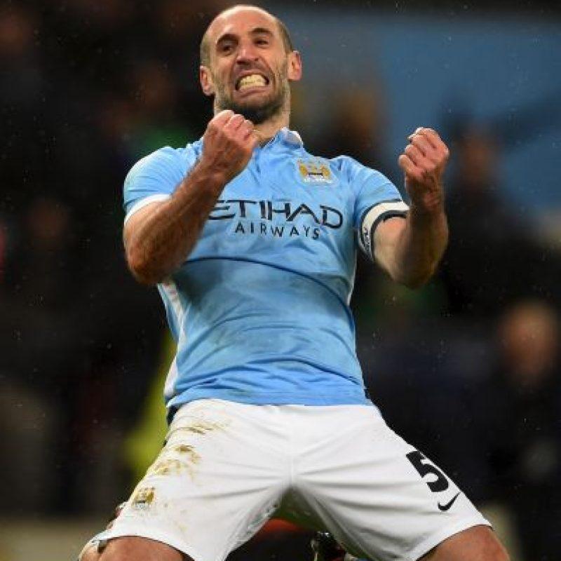 Pablo Zabaleta (Manchester City) Foto:Getty Images