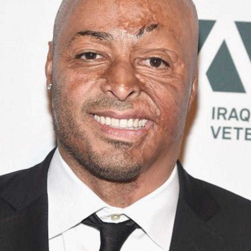 J R Martínez estuvo en Infantería en la Guerra de Irak. Foto:vía Getty Images