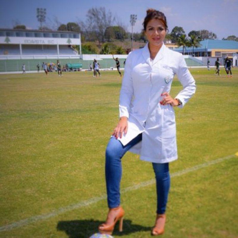Ella es Rossana Torales. Foto:Vía instagram.com/rossanatorales_oficial