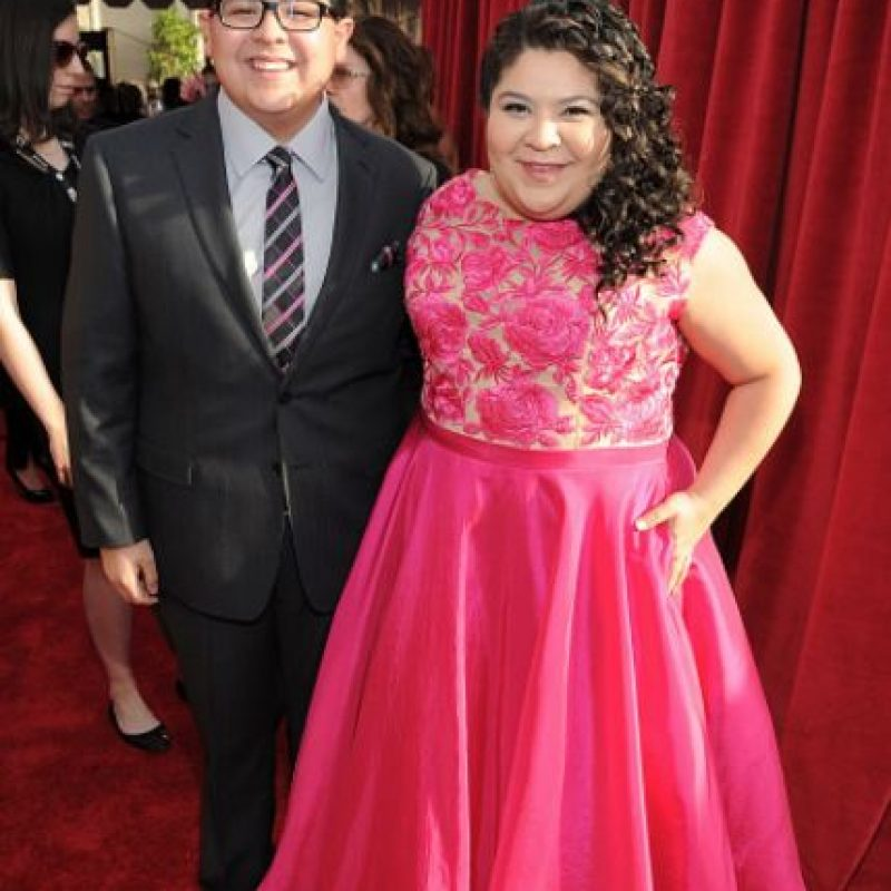 """Su hermana mayor es Raini Rodríguez, quien aparece en """"Austin y Ally"""". Foto:vía Getty Images"""