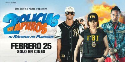 """Video: Estrenan tráiler oficial de la película """"Dos Policías en Apuros"""""""