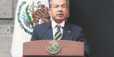 7 polémicas de Felipe Calderón