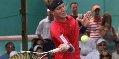 Hernández listo para el Milex Open de tenis