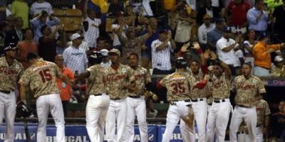 Tigres vencen Leones en Serie Béisbol del Caribe