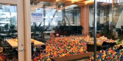 Cuenta con un amplio espacio para moverse. Foto:Vía twitter.com/SG_Samtastic