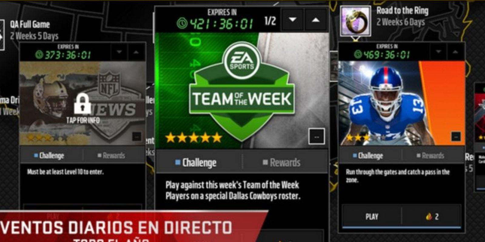MADDEN NFL Mobile Foto:Electronic Arts