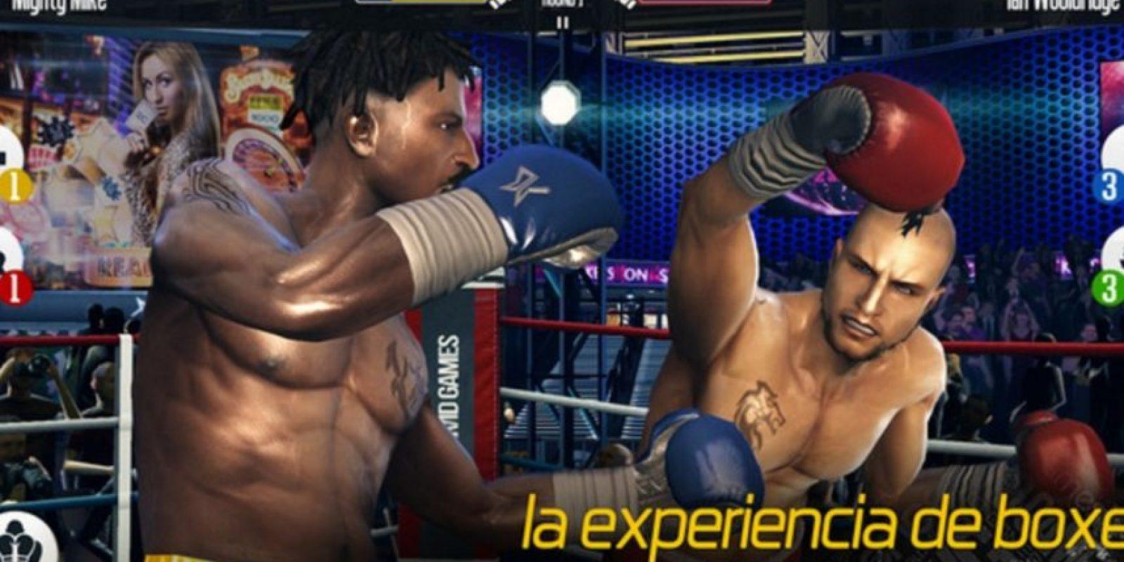 Real Boxing Foto:Vivid Games S.A.