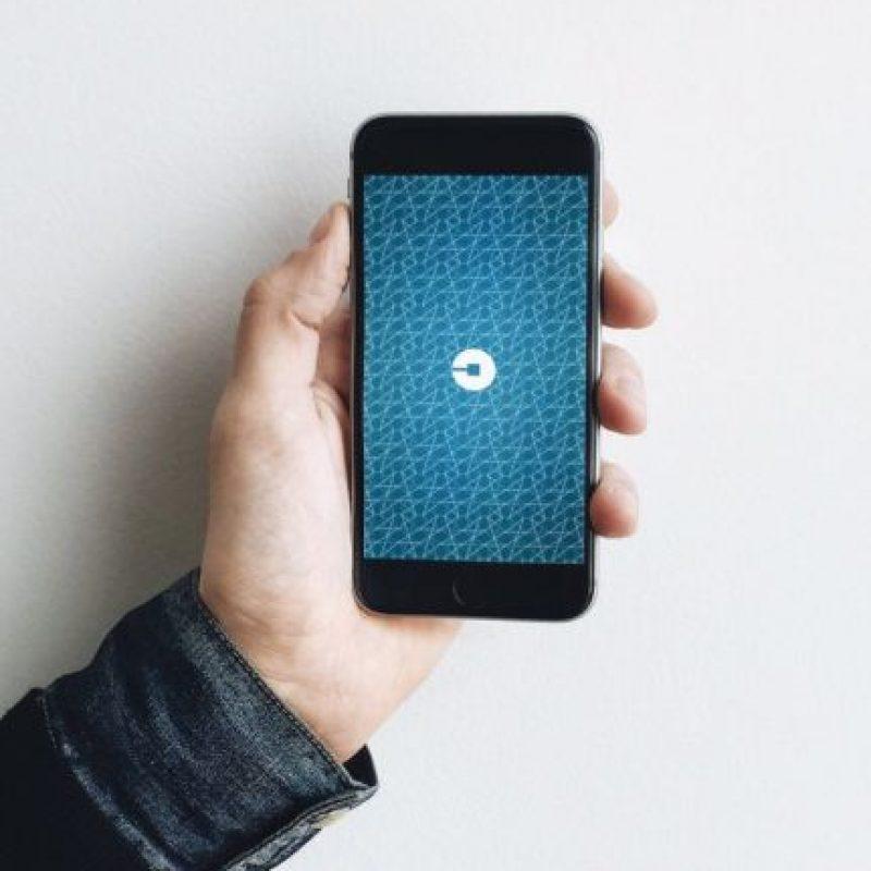De esta forma luce la nueva aplicación. Foto:Uber