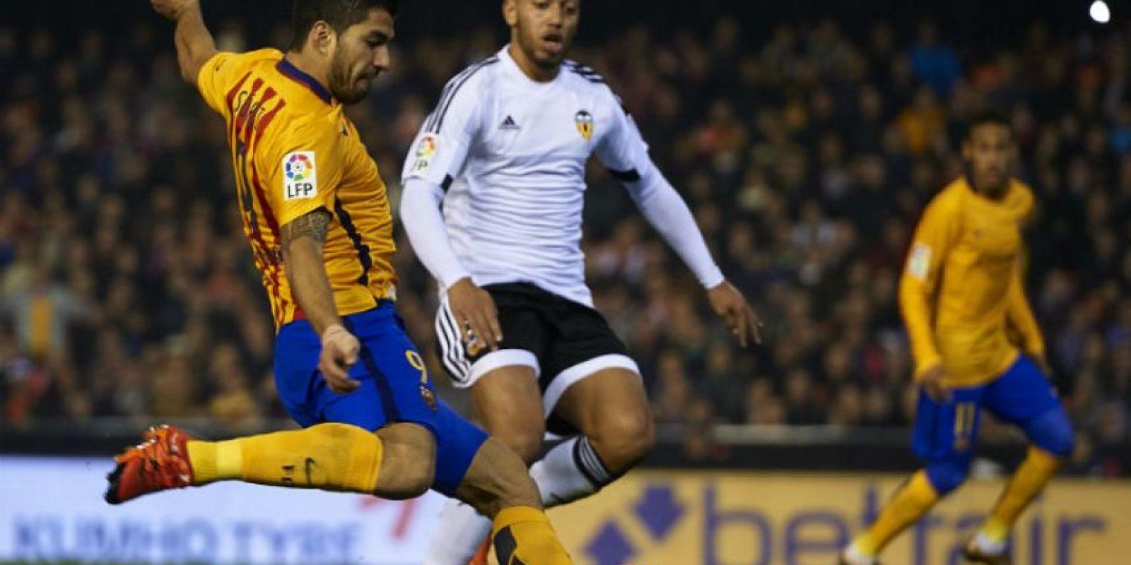 El partido de ida se juega en el Camp Nou Foto:Getty Images