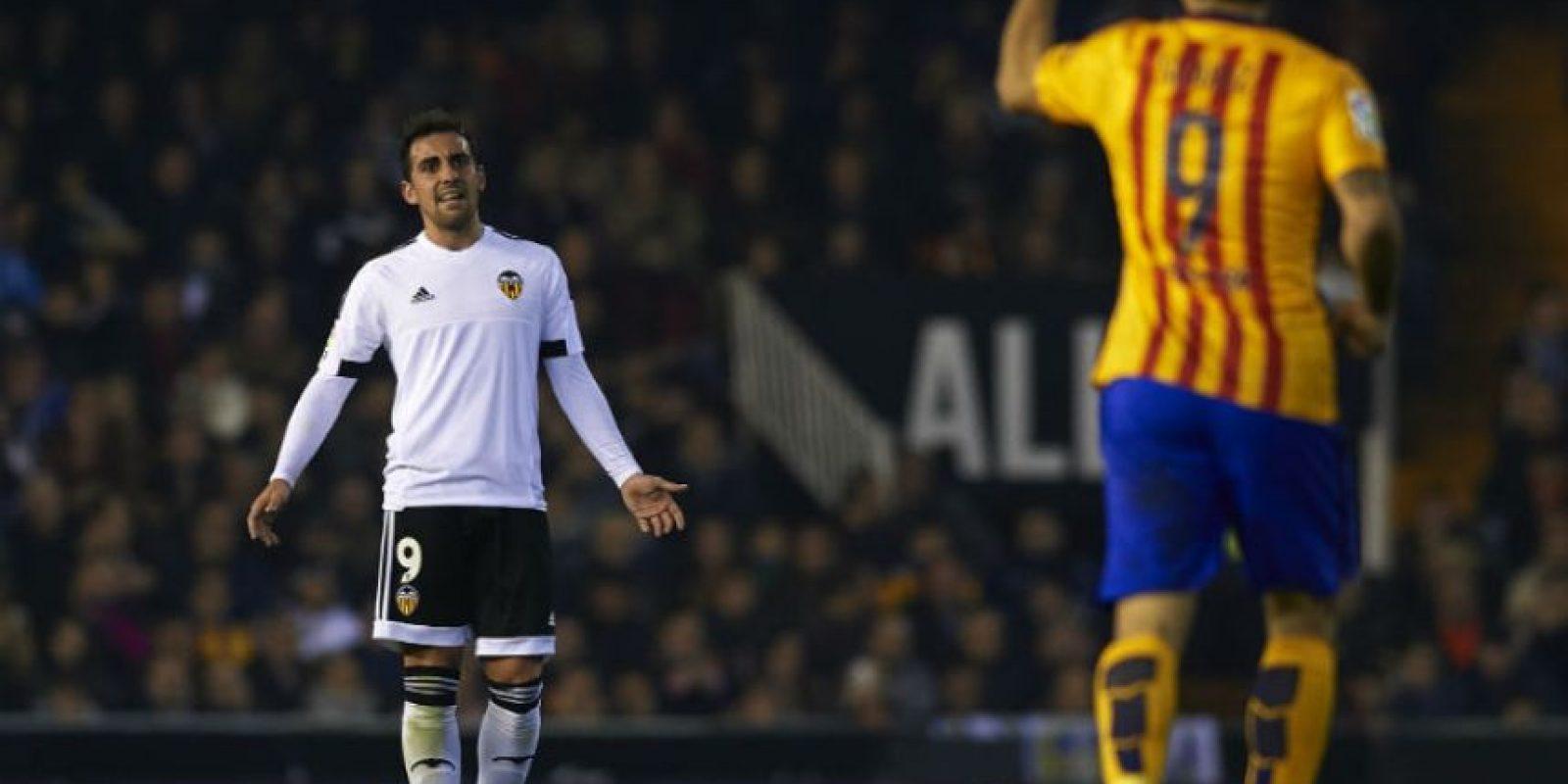 Protagonizan uno de los partidos de las semifinales de la Copa del Rey Foto:Getty Images