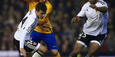 En su último enfrentamiento igualaron 1-1, en Mestalla Foto:Getty Images