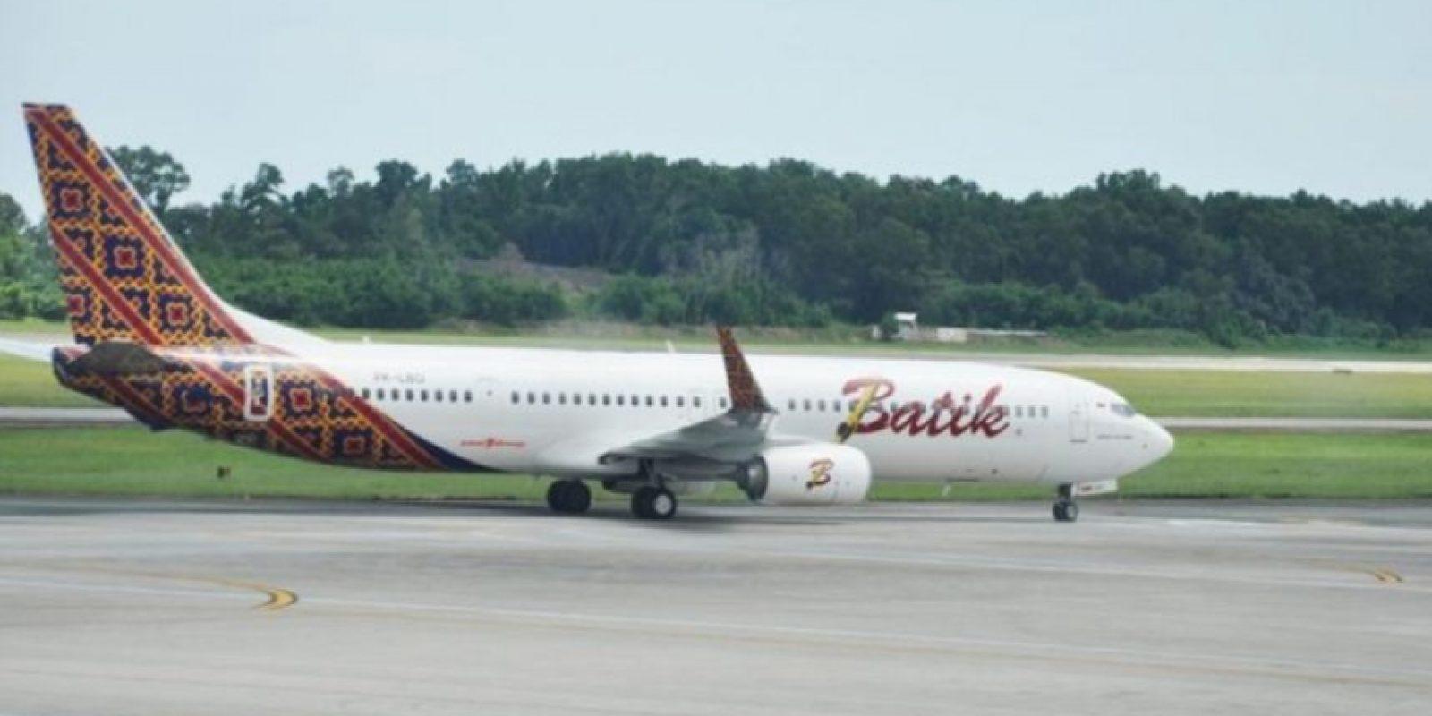 Batik Air Foto:Wikipedia.org