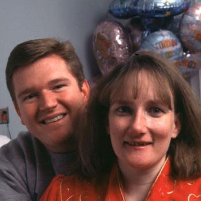 Kenny y Bobbi McCaughey se hicieron famosos por traer al mundo nada más ni nada menos que siete bebés. Foto:vía Getty Images