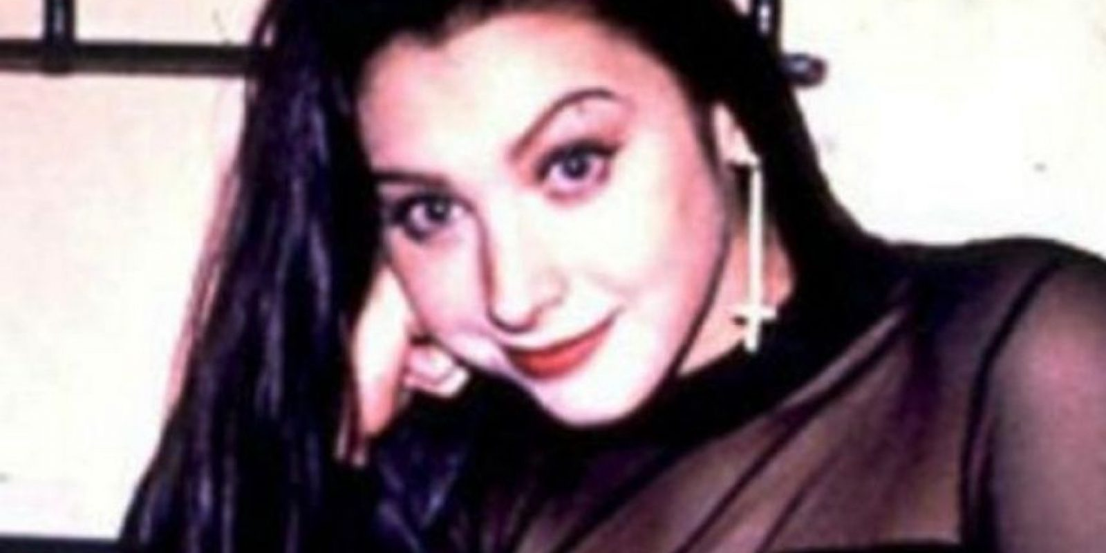 Paulina Lazareno, justo cuando su carrera iba en ascenso, la joven de 19 años falleció en un accidente automovilístico. Foto:Tumbrl