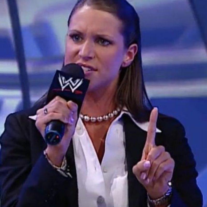 """Forma parte de """"La Autoridad"""" Foto:WWE"""
