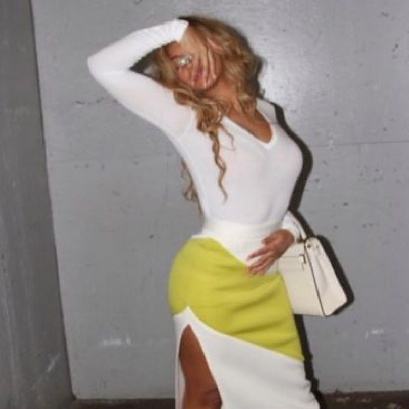 Beyoncé Foto:Vía instagram.com/beyonce