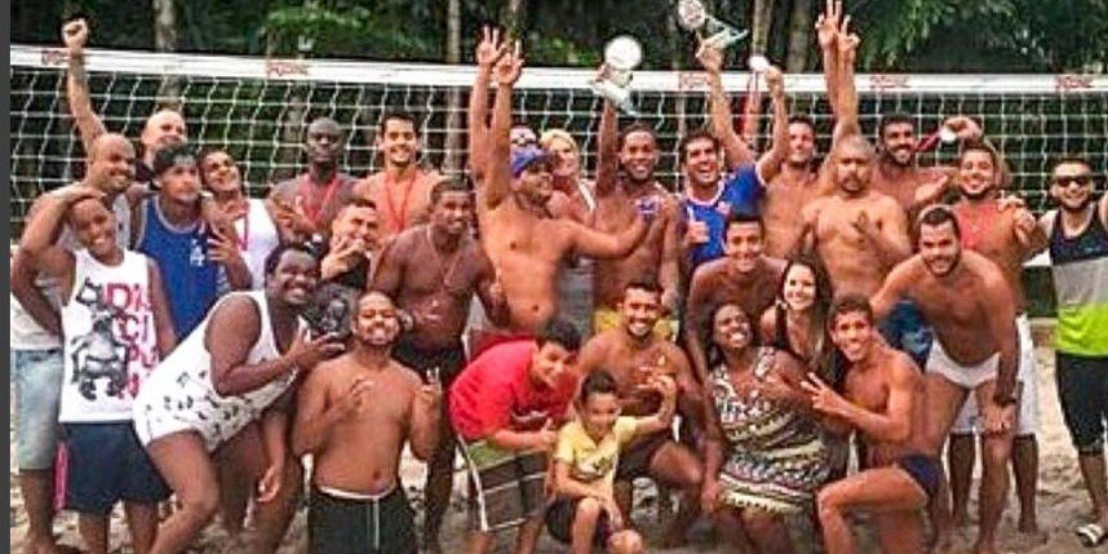 Foto:Vía instagram.com/ronaldinhooficial