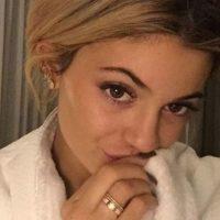 El lado tierno de Kylie en Instagram Foto:Vía Instagram/@Kyliejenner