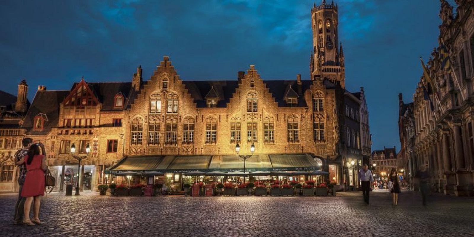 4. Bélgica Foto:Flickr
