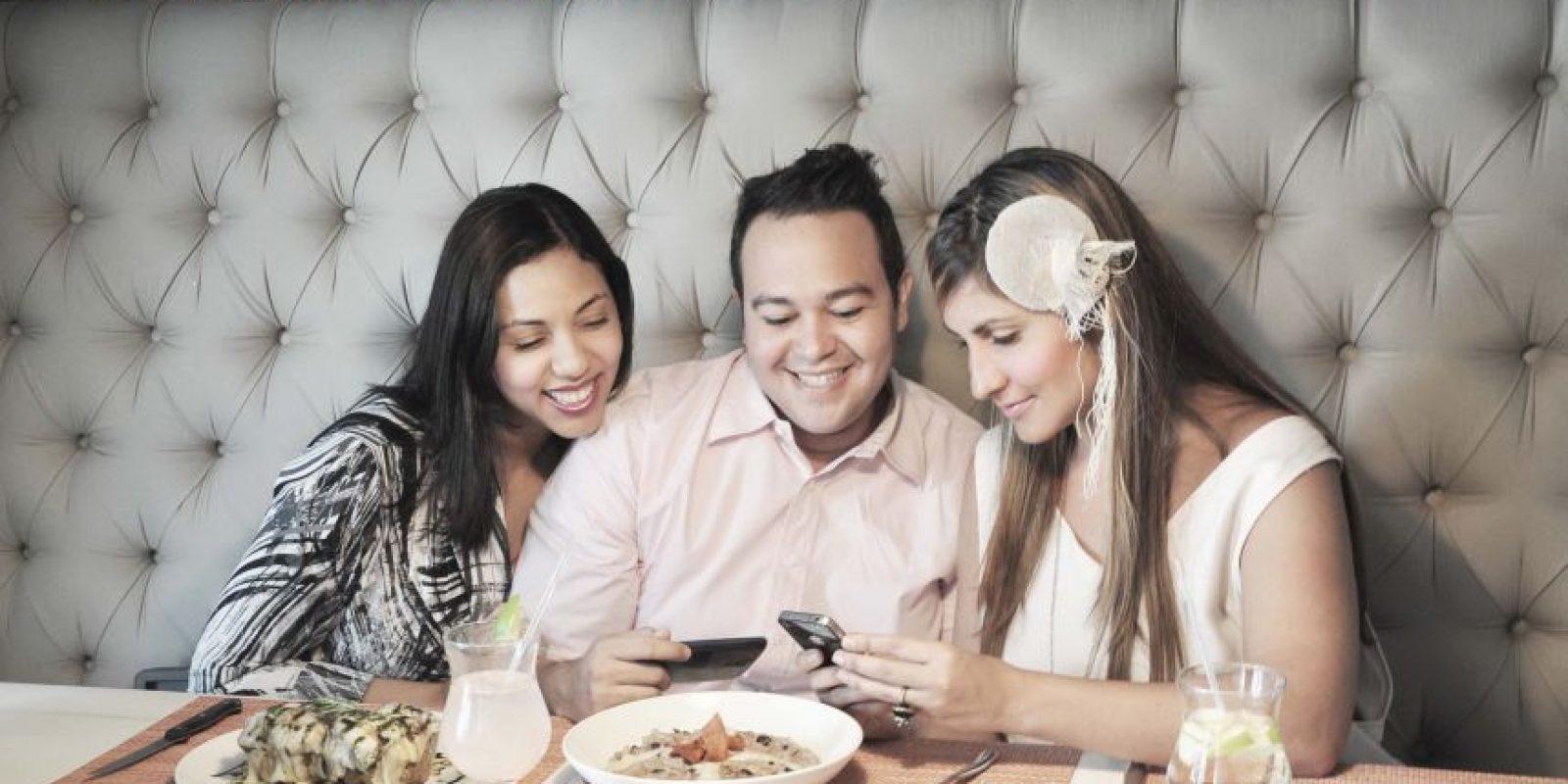 Neika Núñez, William Vargas y Mariel Pou son los foodies detrás de Ruta Gourmet Foto:Cortesía tresmedia