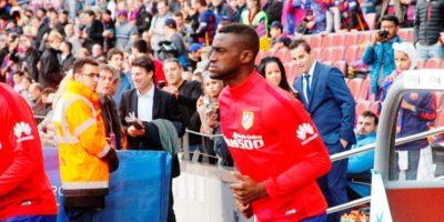 Así fue el último día que Jackson Martínez defendió los colores del Atlético de Madrid