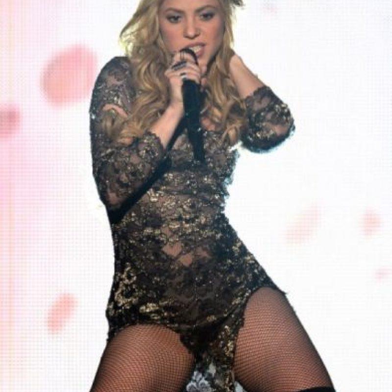 """""""Love Rocks"""" es el nombre del juego de Shakira. Foto:Getty Images"""