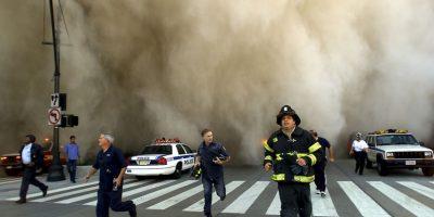 Otros causaron graves daños en el Pentágono, en el Estado de Virginia. Foto:Getty Images