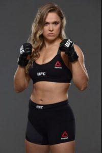 La excampeona peleará contra la ganadora de Holly Holm y Miesha Tate Foto:Vía instagram-com/rondarousey