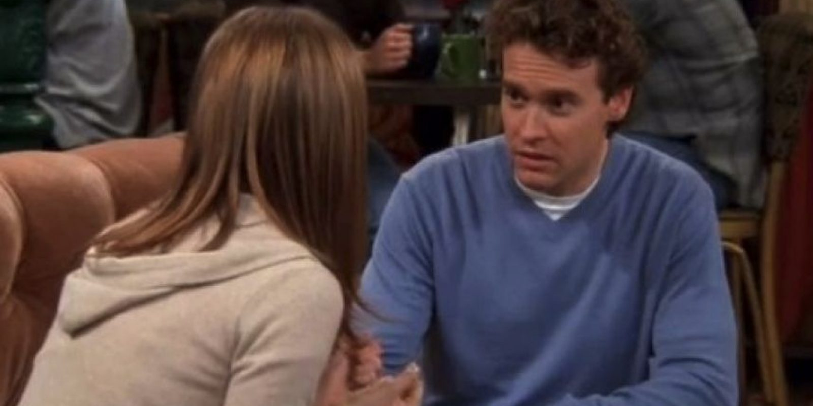 "Tate Donovan. Interpretó a ""Joshua"", el cliente divorciado que enloqueció a ""Rachel"" Foto:Warner"