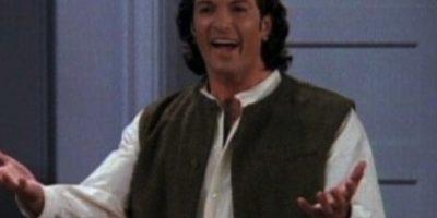 "Cosimo Fusco. Interpretó a ""Paolo"", el novio italiano de ""Rachel"" Foto:YouTube"