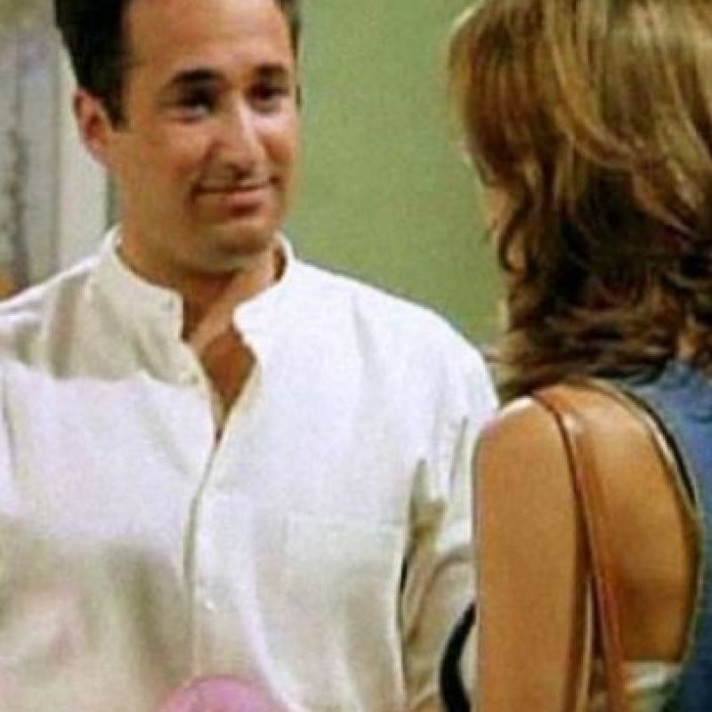 """Mitchell Whitfield. Interpretó a """"Barry"""", el dentista al que """"Rachel"""" dejó en el altar Foto:Vía mitchellwhitfield.com"""