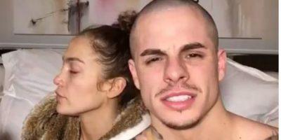 Jennifer Lopez en Instagram: Casper Smart la delata al mostrarla sin maquillaje