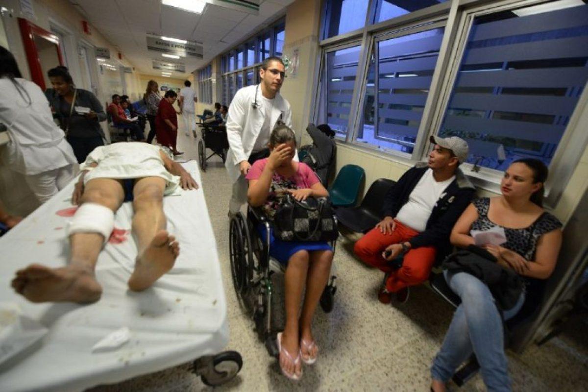 Suelen durar entre 2 y 7 días. Foto:AFP