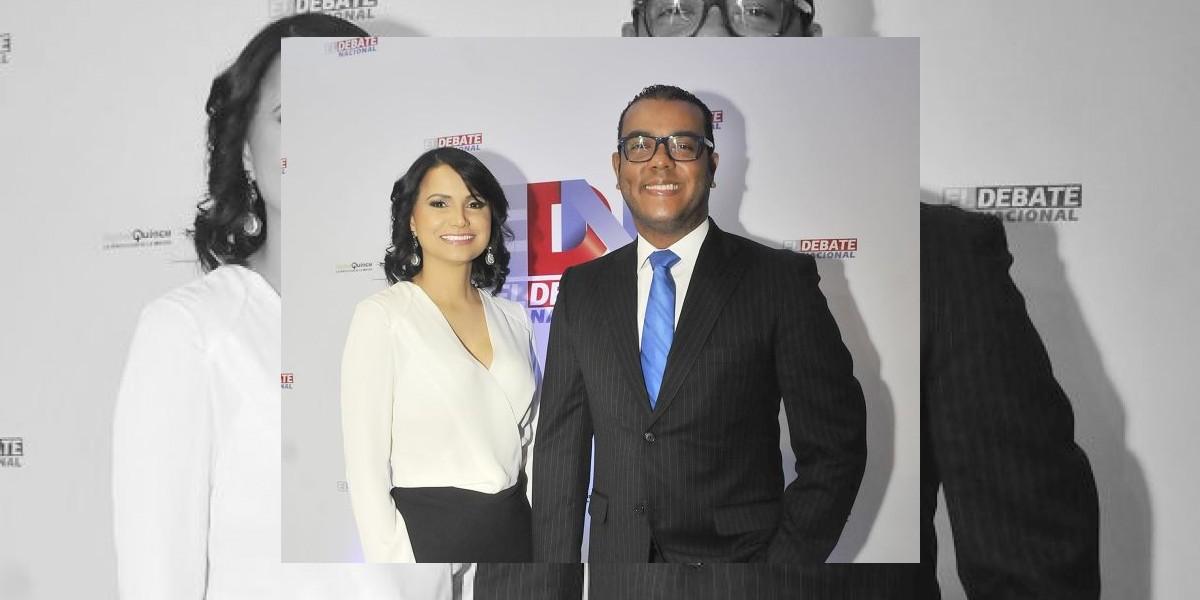 """Televisión. """"El debate nacional"""", nuevo programa de Julissa Céspedes y Libio Encarnación"""
