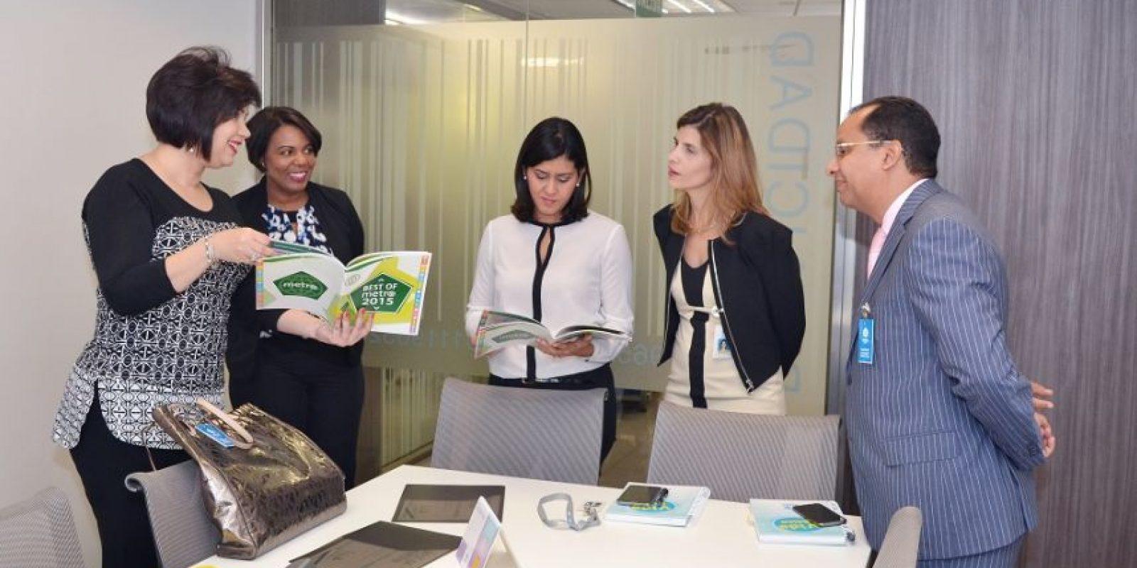 Laura Mena, Sales Director de Metro RD Foto:Mario de Peña