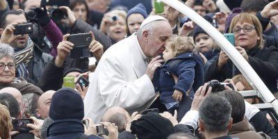 "Papa Francisco: ""En México ni tequila ni chile"""