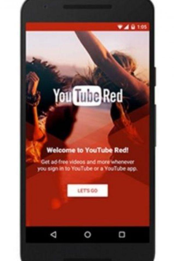 Pueden disfrutar sus videos preferidos sin anuncios. Foto:Vía YouTube