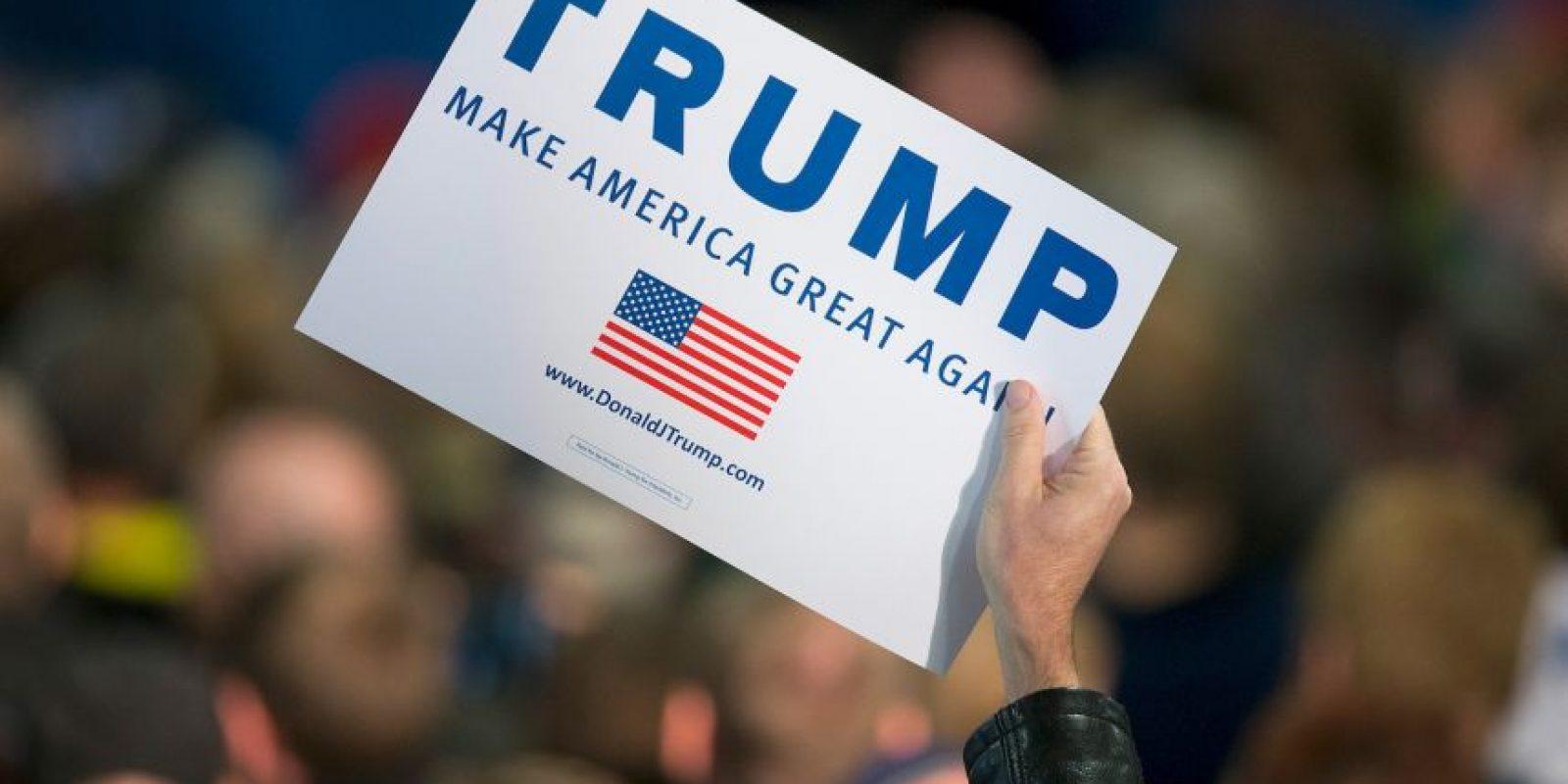 Antes de las elecciones primarias en Iowa era cosiderado el precandidato favorito de los votantes republicanos. Foto:Getty Images
