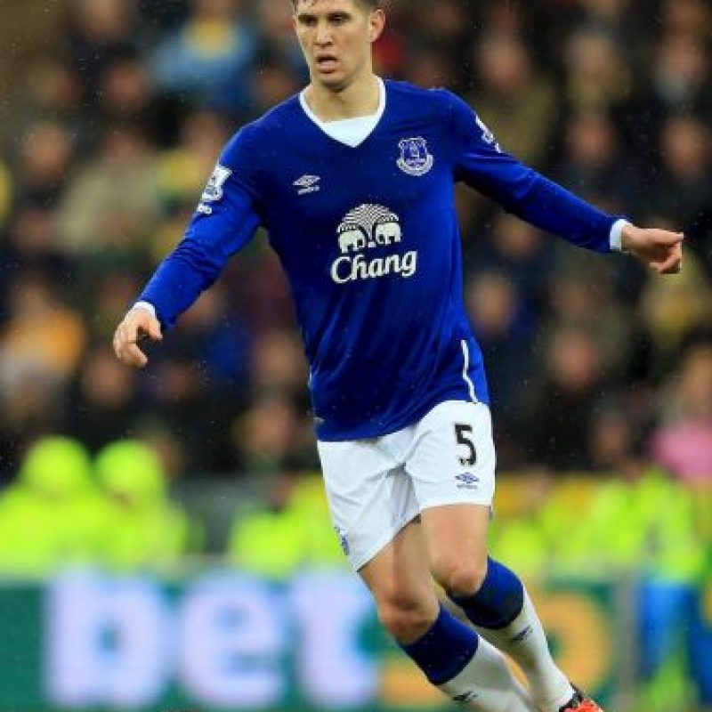 John Stones (Everton) Foto: Getty Images