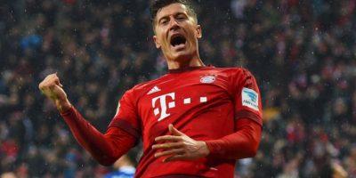 Roberto Lewandowski (Bayern Munich) Foto:Getty Images