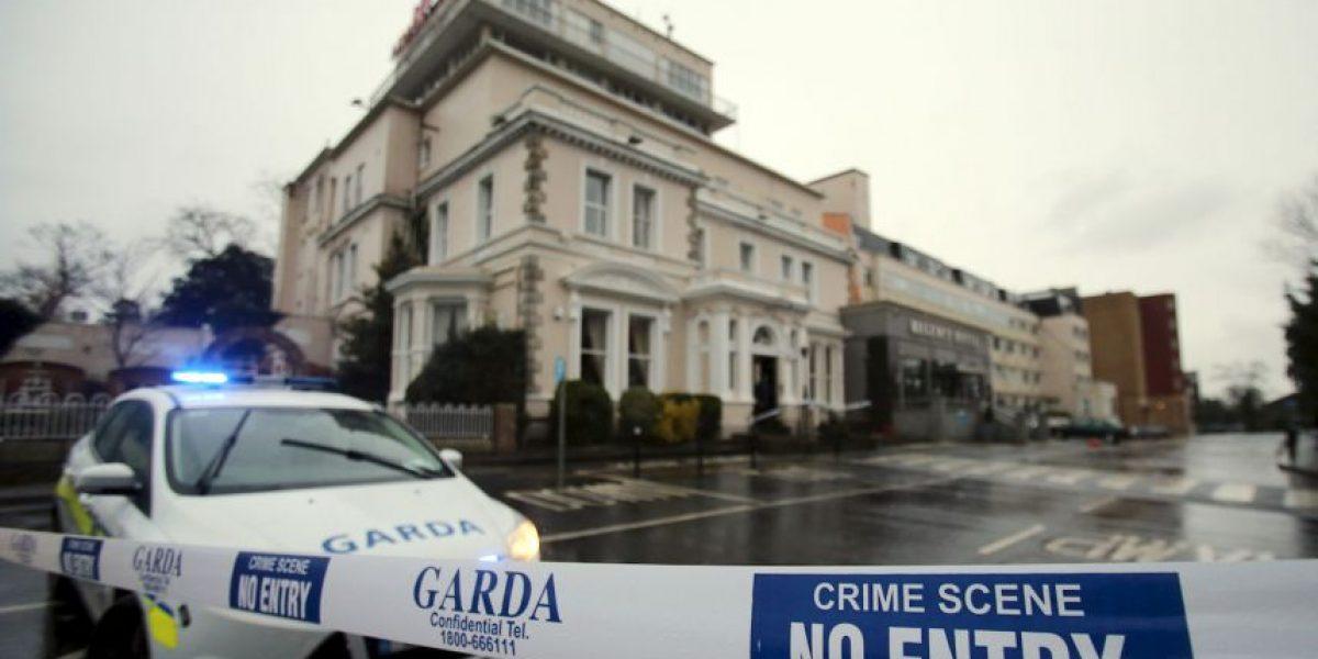 Tiroteo en hotel de Dublín deja un muerto y dos heridos