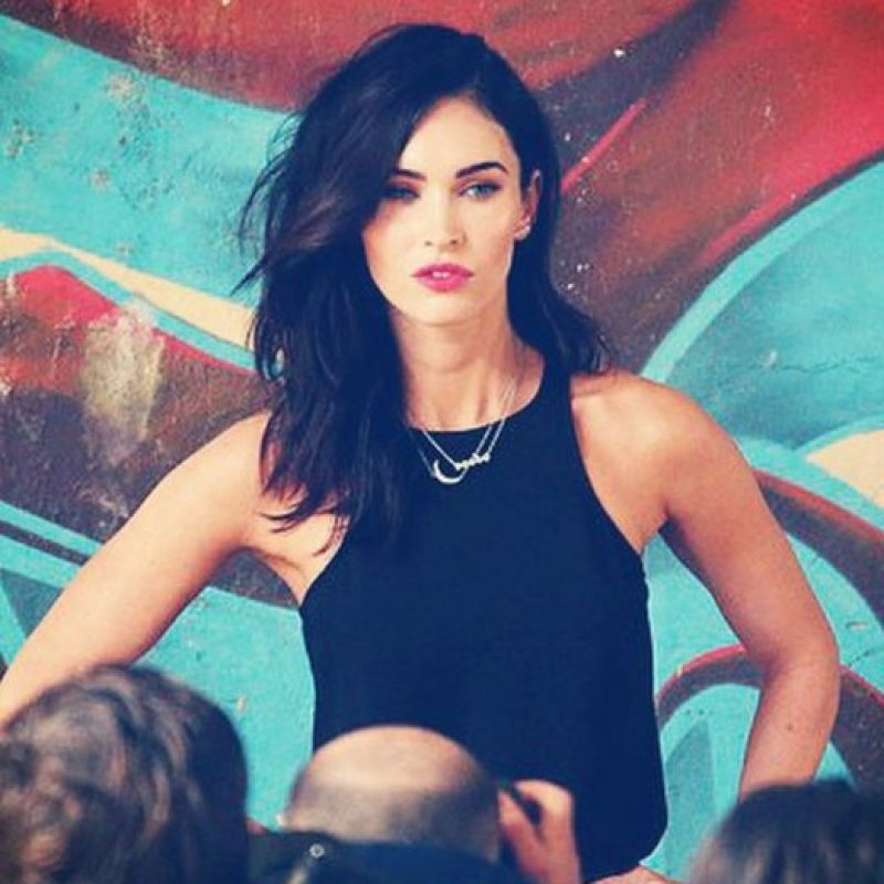 Megan Fox Foto: Vía Instagram