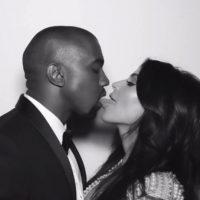 El 24 de mayo, Kim Kardashian y Kanye West celebraron su boda. Foto:Vía instagram.com/kimkardashian