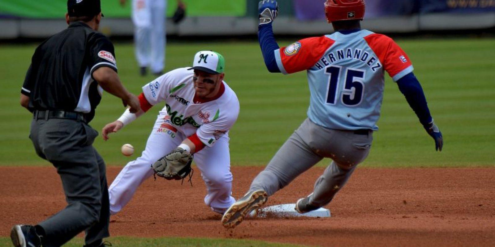 Final de la Serie del Caribe Foto:AFP