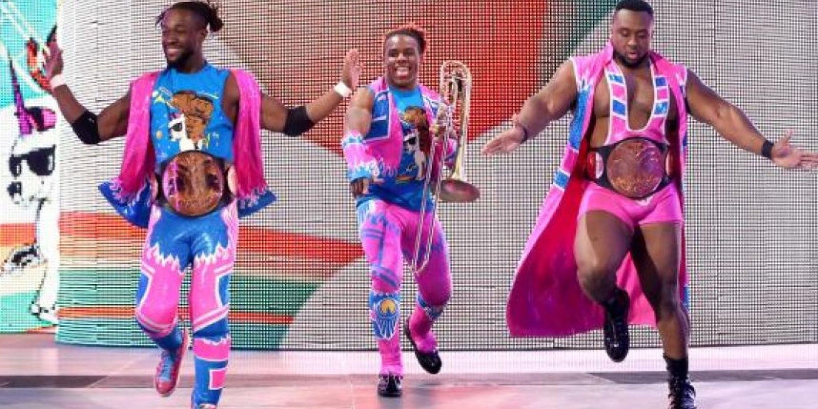 The New Day Foto:WWE