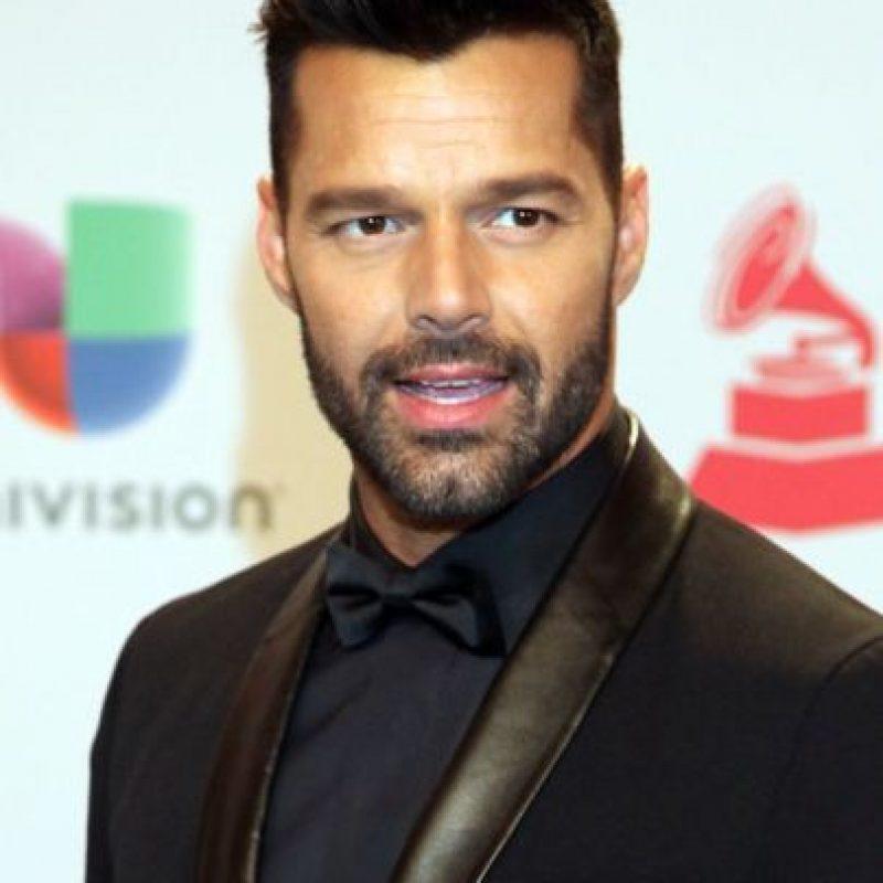 Ricky Martin Foto:Getty