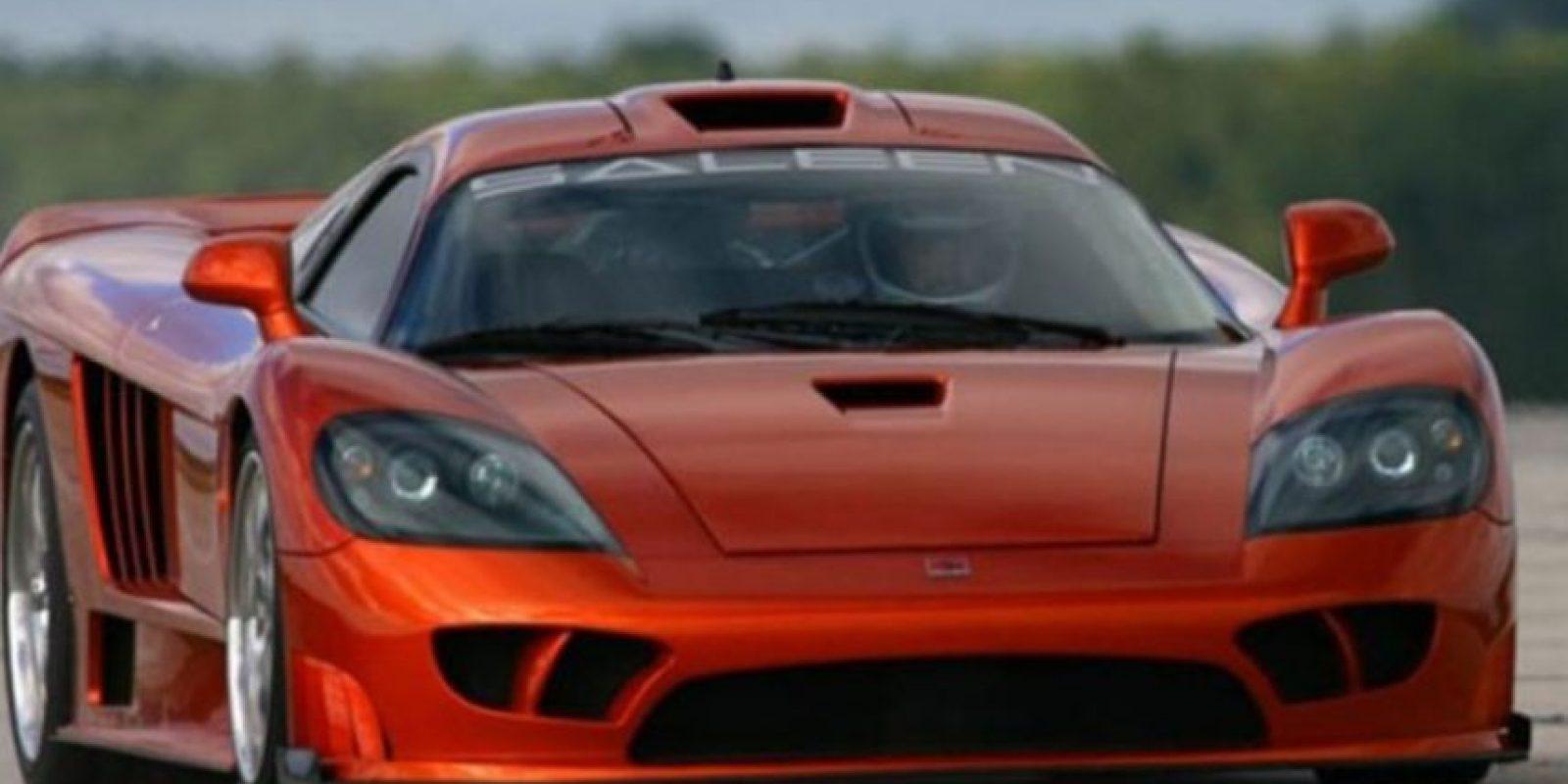 6- Saleen S7 TwinTurbo. Foto:Vía saleen.com