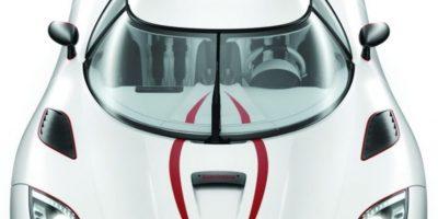 3- Koenigsegg Agera R. Foto:Vía koenigsegg.com