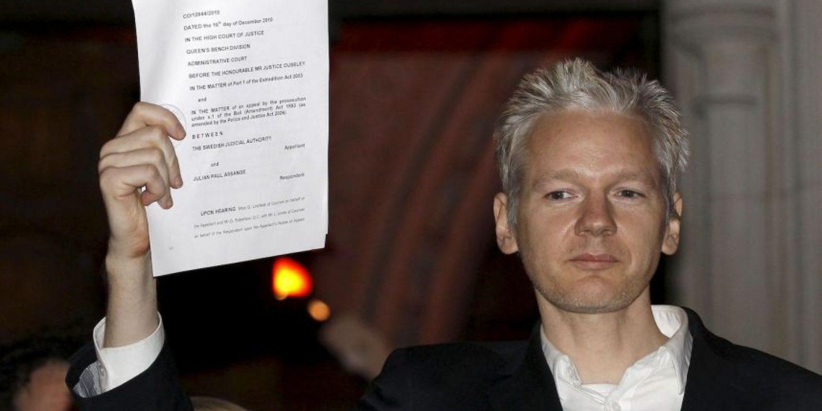 Donde podría ser condenado a muerte. Foto:Getty Images