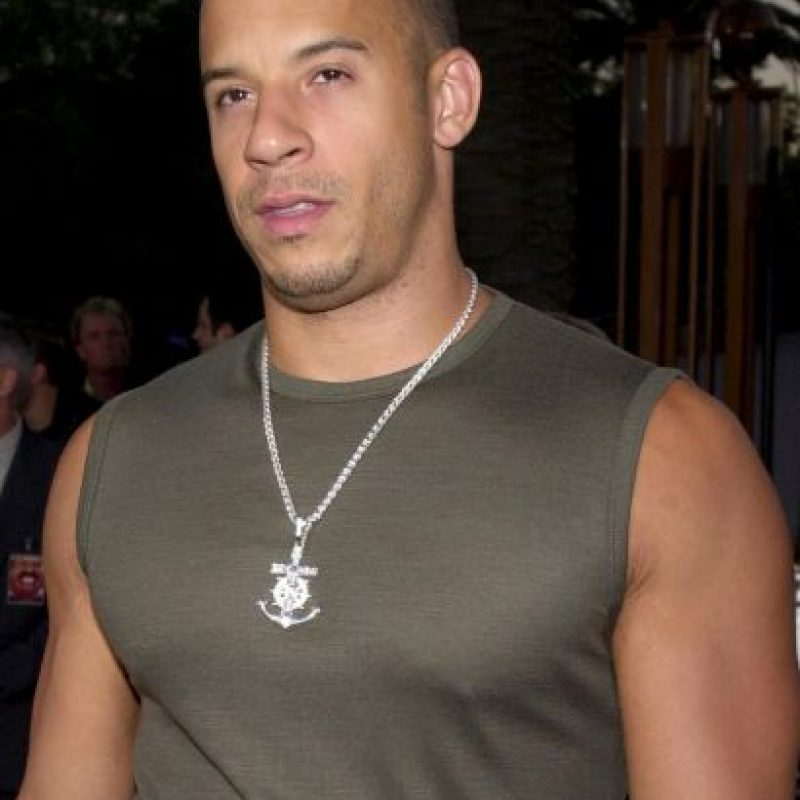 5. Vin Diesel Foto: Getty Images